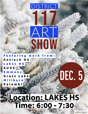 District 117 Art Show